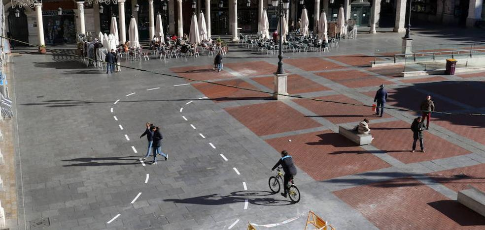 Valladolid adjudica por 25.289 euros el proyecto del aparcamiento de la Plaza Mayor