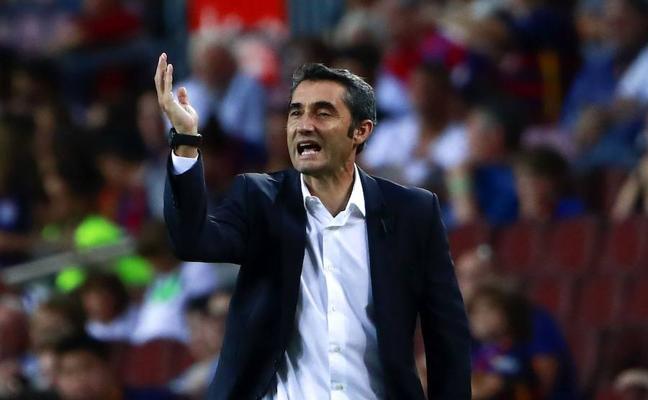 Valverde: «El Espanyol es favorito para la vuelta»