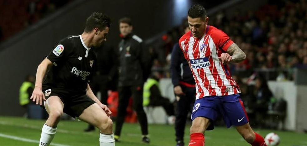 Vitolo, mejor por la izquierda