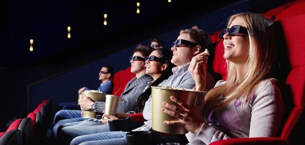 FACUA denuncia a los cines Artesiete, en Asturias, por prohibir el acceso con comida y bebida del exterior