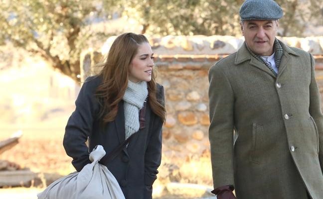 Julieta y don Ignacio se marchan de Puente Viejo