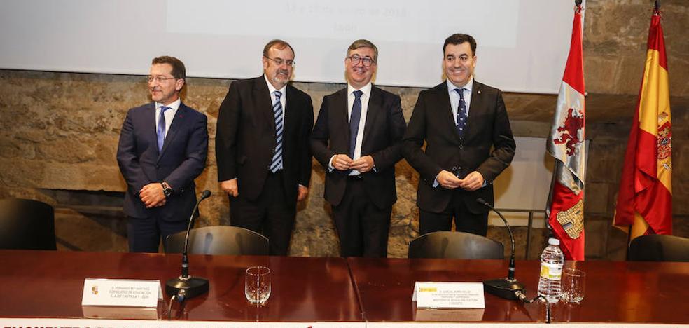 Castilla y León, Asturias y Galicia unen fuerzas para mejorar la educación
