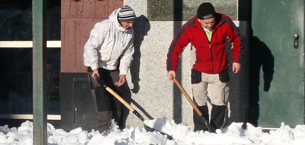 Podemos exige ayudas para Segovia y Ávila por los daños de la nevada