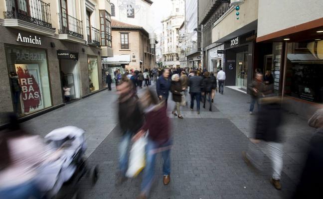 El porcentaje de mayores de 80 años ha crecido el 40% desde 2007 en Valladolid