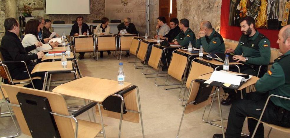 La Subdelegación garantiza vigilancia en el asentamiento okupa de Cuéllar