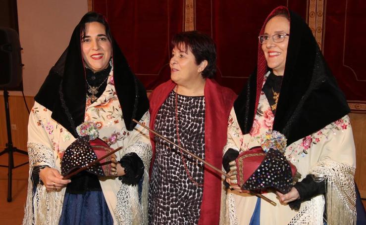 Presentación del programa festivo de la fiesta de las águedas de Zamarramala
