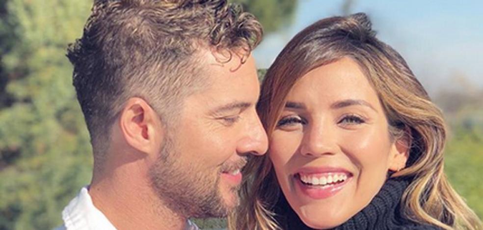 David Bisbal pide matrimonio a Rosanna Zanetti