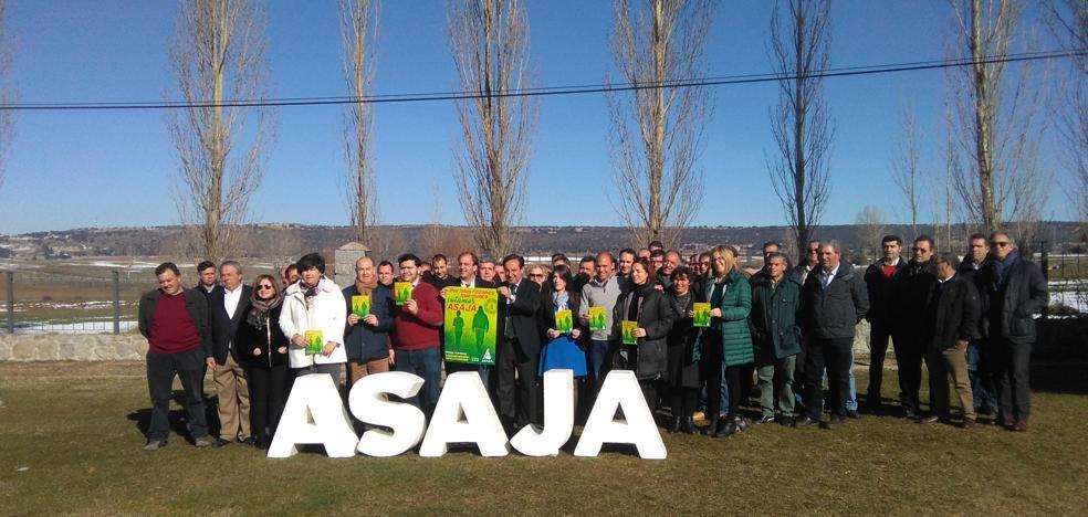 ASAJA Ávila presenta su candidatura apostando por «juego limpio» en las elecciones