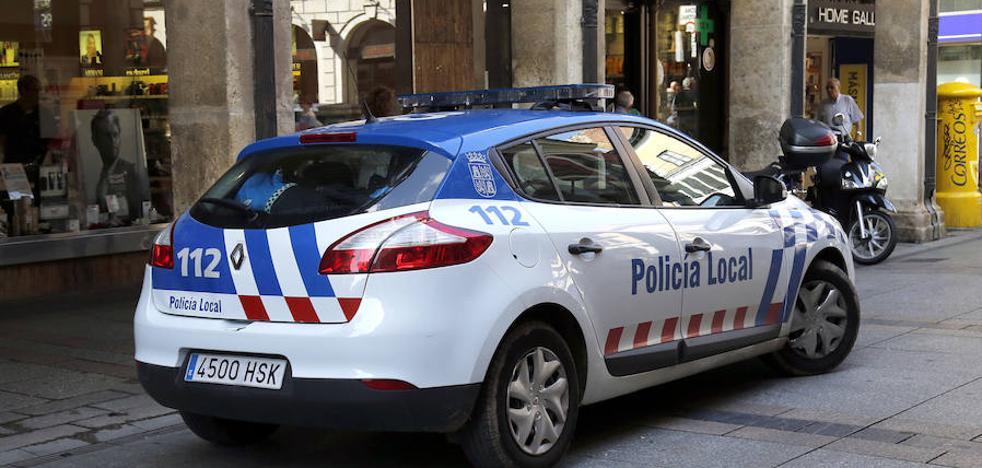 Identificados dos menores en Palencia por consumo de drogas