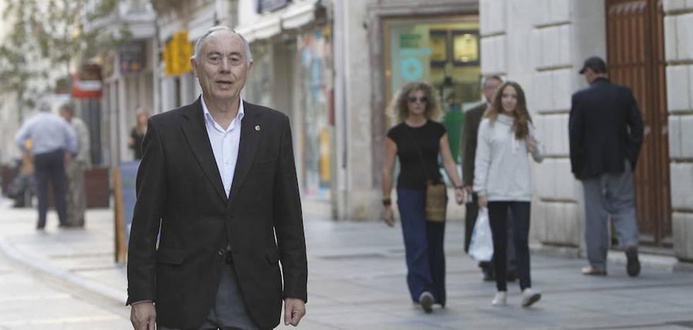 Heliodoro Gallego disertará sobre cómo ve Palencia hoy