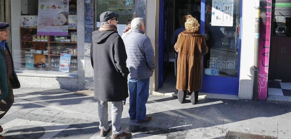 El sorteo de la Primitiva deja en la Bañeza un premio de 41.221 euros