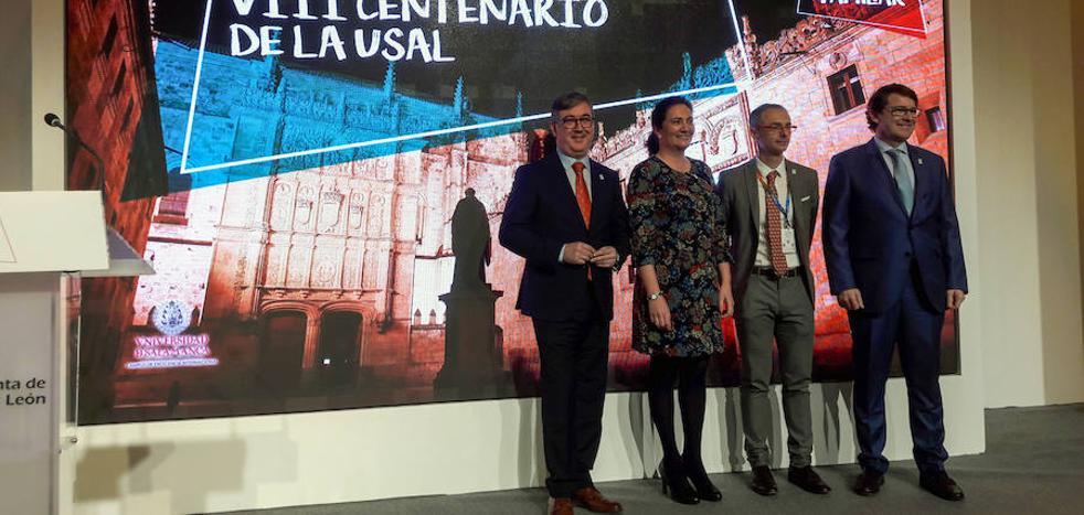 La USAL presenta en Fitur su programa de actividades del VIII Centenario