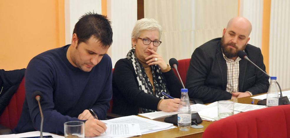 El concejal Alberto Arranz presenta su renuncia en el Ayuntamiento de Medina