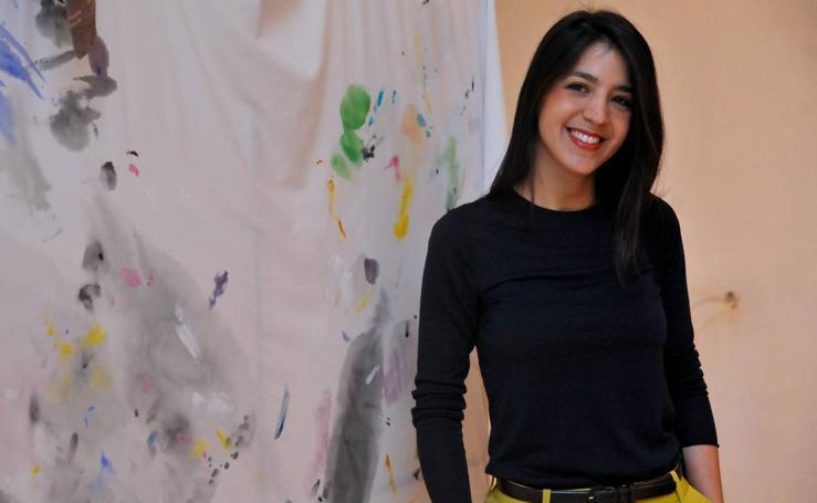 Exposición de Belén Rodríguez en el Museo Patio Herreriano de Valladolid