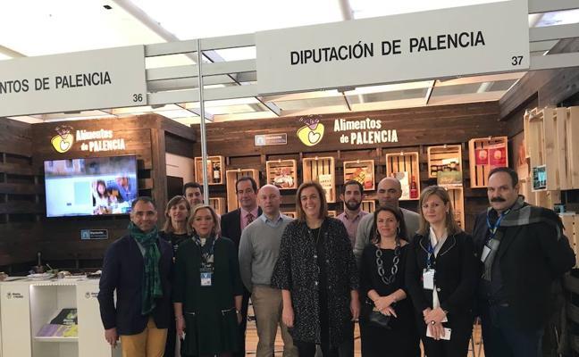 Quince empresas palentinas irán a Madrid Fusión