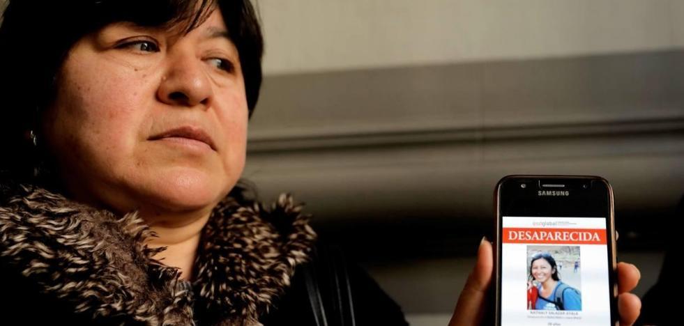La familia de Nathaly Salazar no descarta que pueda seguir viva