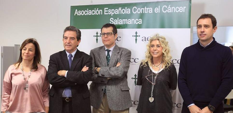 Salamanca participa en un proyecto que investiga un raro tipo de cáncer hepático