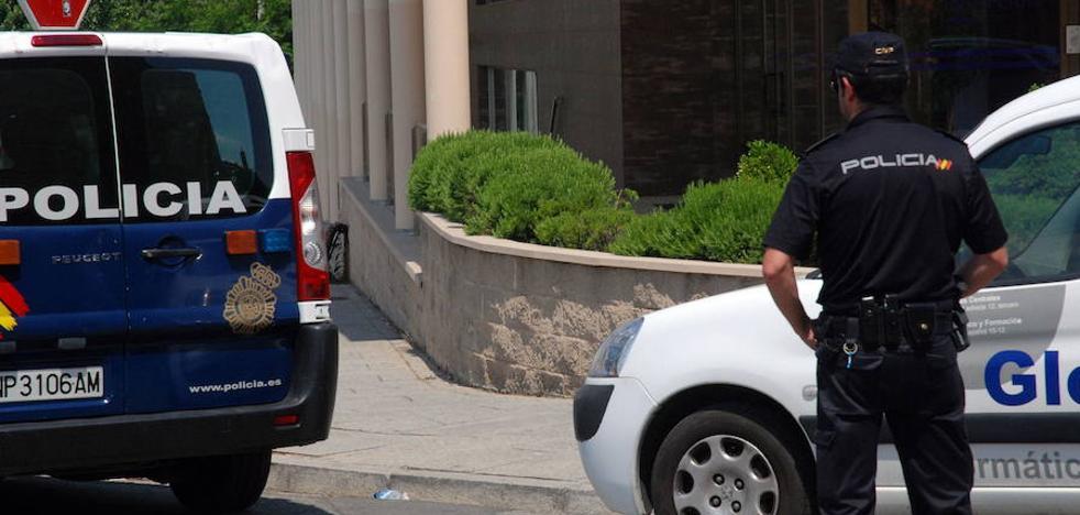 Un exinstructor de la Academia de Policía de Ávila, detenido por la desaparición de armas