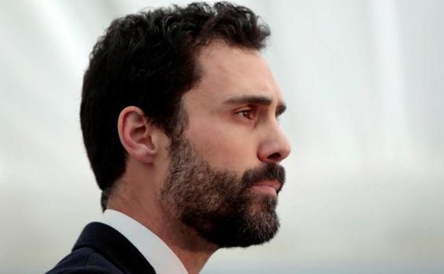 El nuevo presidente del Parlament promete «moderación» en el proceso de investidura