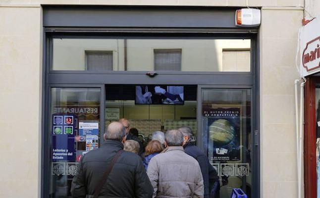 La Primitiva deja un premio de 58.000 euros en Valdestillas