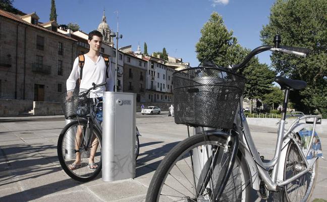 El servicio municipal de préstamo de bicis alcanza los 63.000 préstamos en 2017