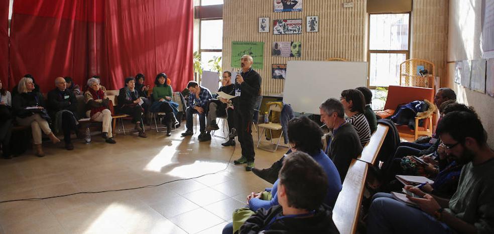 La plaza de Anaya acoge hoy una nueva movilización en apoyo a los refugiados