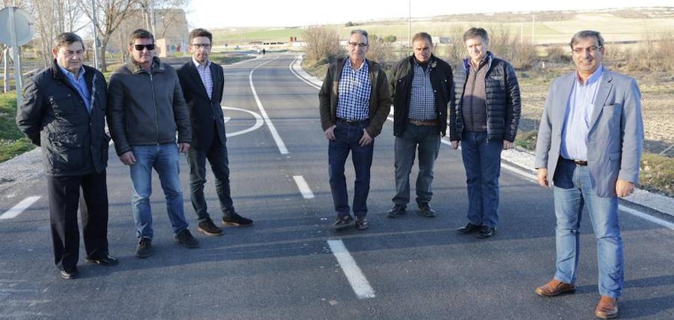 Torrecilla del Pinar y Fuentepiñel mejoran su conexión por carretera