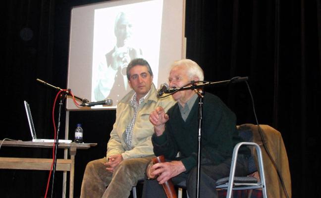 Fallece a los 89 años el dulzainero de La Matilla Demetrio García