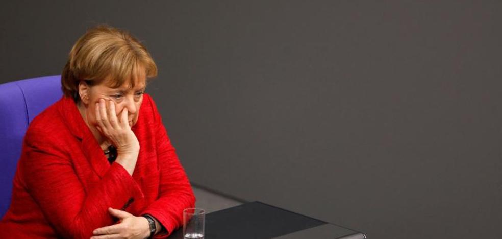 Merkel y Alemania, en vilo ante la votación de los socialdemócratas sobre la coalición