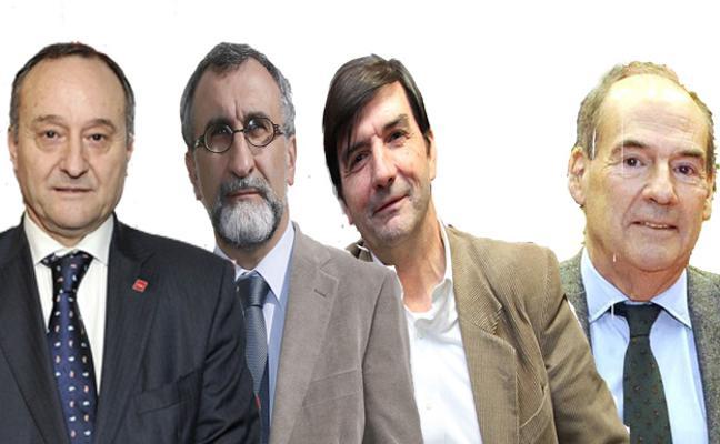 Cuatro posibles candidatos para el Rectorado de la Universidad de Valladolid
