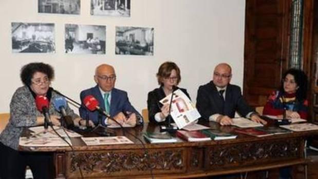 La Casa Cervantes y el Museo Nacional de Escultura, más accesibles a los discapacitados intelectuales