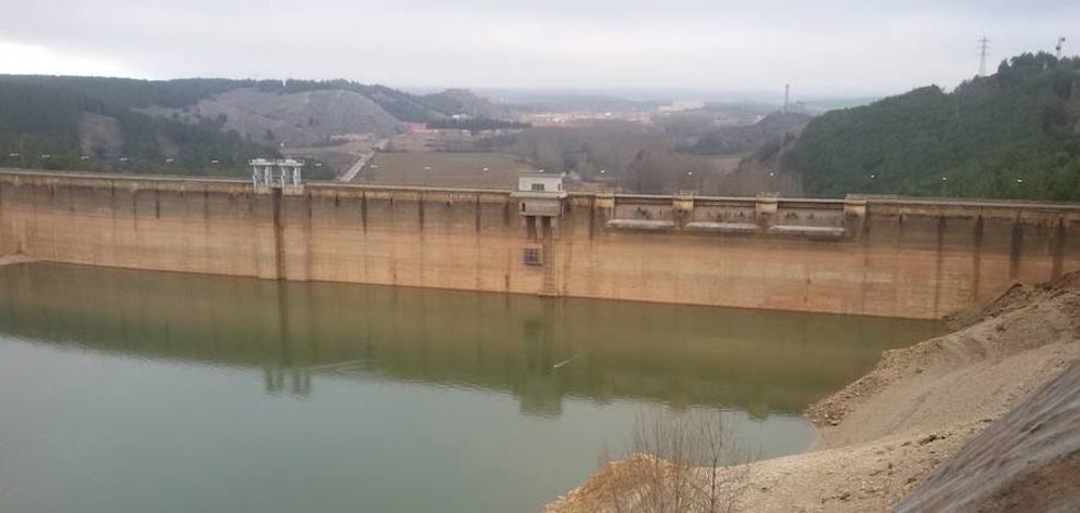 Los embalses de Palencia presentan la peor situación de toda la cuenca del Duero