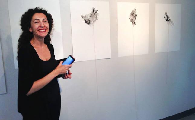 Amaya Bombín recuperará los chozos de pastores en un mapa con su proyecto 'Raíces 1.0'