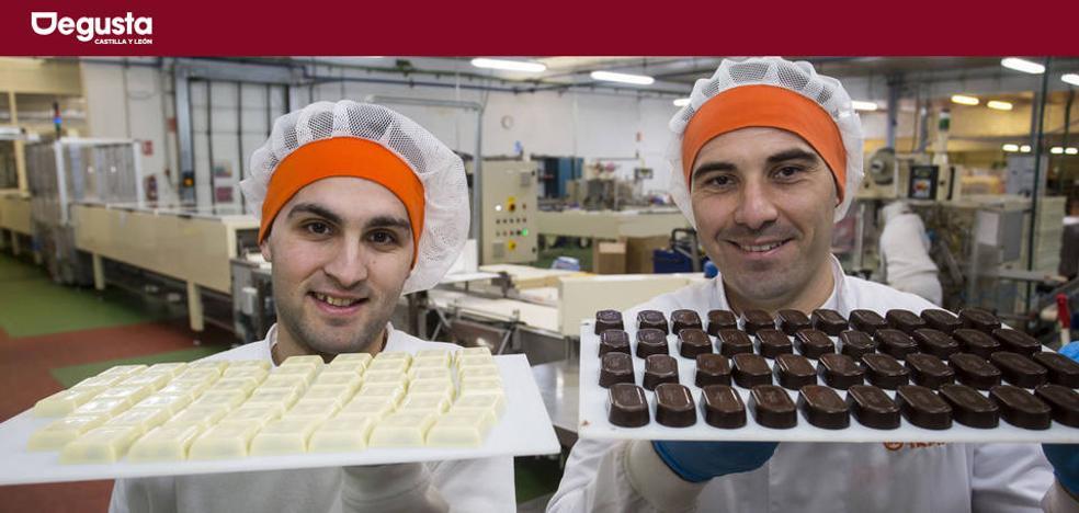 Las mil caras del chocolate