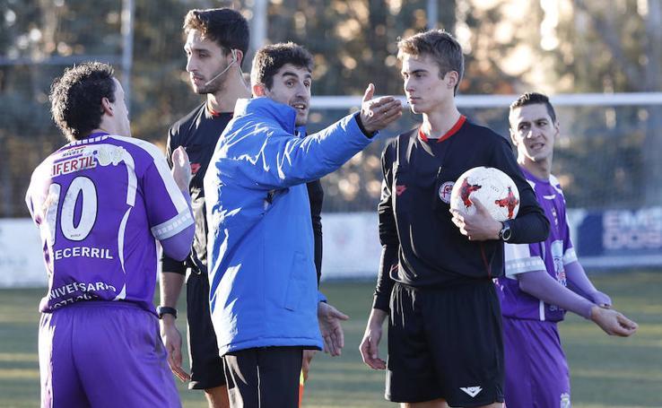 Becerril 0-0 Sporting Uxama