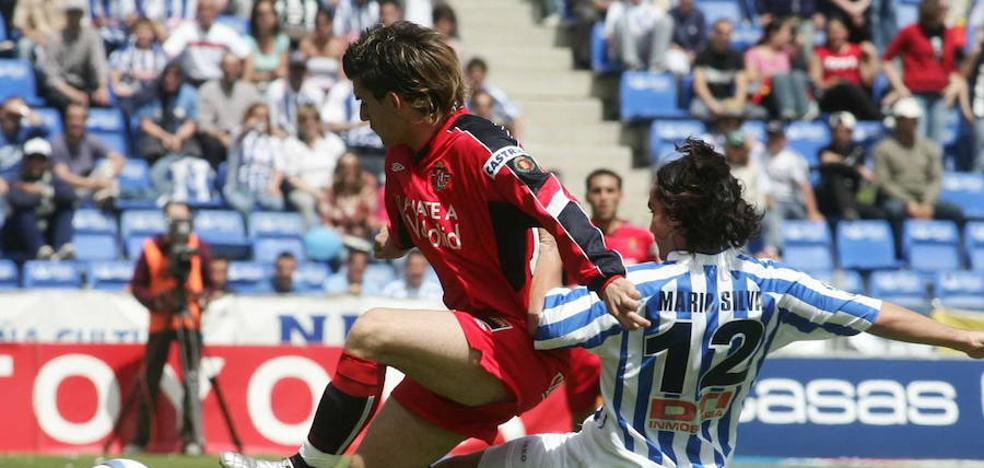 El CF Salmantino refuerza su delantera con la llegada de Juan Carlos Ortiz