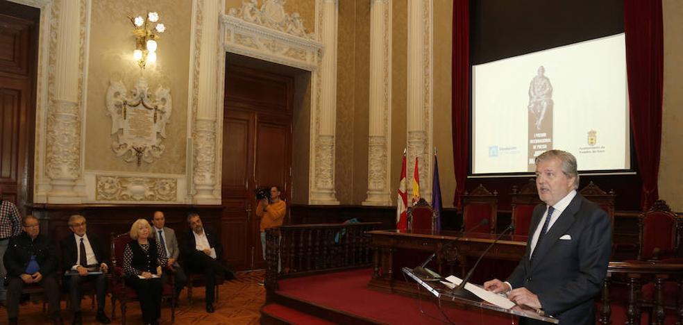 El ministro de Cultura destaca los valores culturales de Palencia