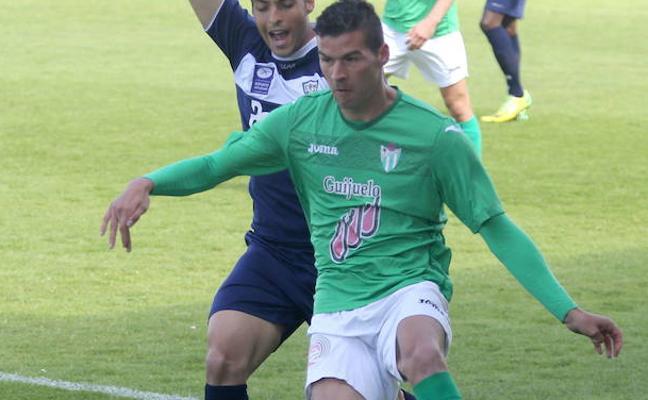 El Guijuelo ficha a Razvan y se lo cede a Unionistas hasta final de temporada