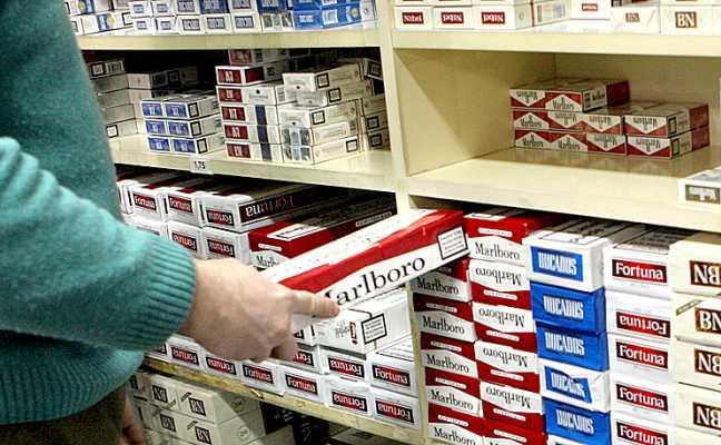 La venta de cigarrillos baja un 3,7% en 2017, la mayor caída en cuatro años