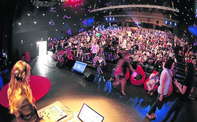 Empresarios palentinos en Madrid piden la licencia TEDx para Palencia