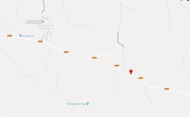 Fallece atropellado un hombre en Tornadizos