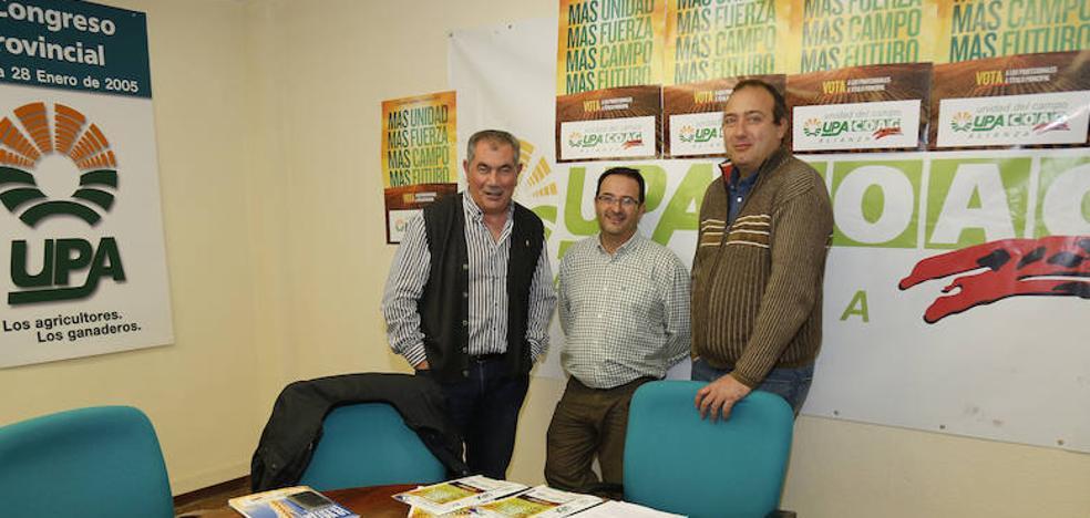 La alianza UPA-COAG apuesta por «sumar esfuerzos» para defender el sector agrario