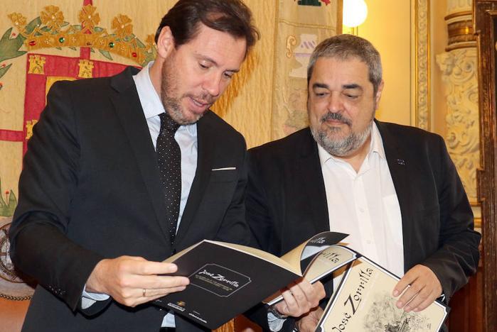 El Ayuntamiento reedita un facsímil de la revista 'Blanco y negro' dedicado a Zorrilla