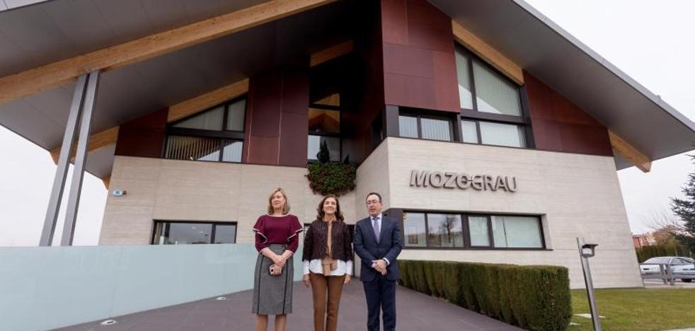 Del Olmo destaca la pujanza de Castilla y León en innovación