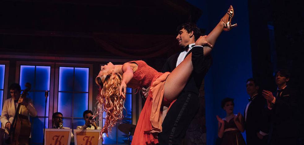 El musical de 'Dirty dancing' llega en marzo al teatro Ortega de Palencia