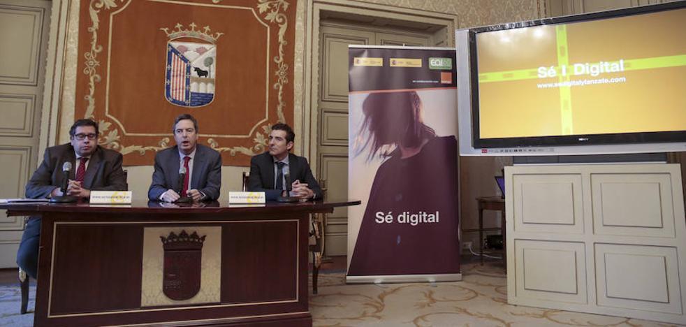 Un programa 'on line' dará formación sobre la economía digital