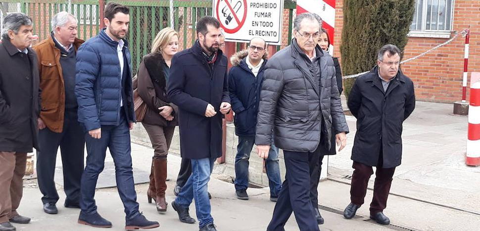 Tudanca se refiere a Cobadu como «buque insignia« del campo de Castilla y León, con 305 millones de facturación