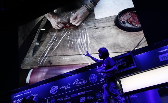 Diego Guerrero: «Un cocinero debe profundizar en el conocimiento de los alimentos»