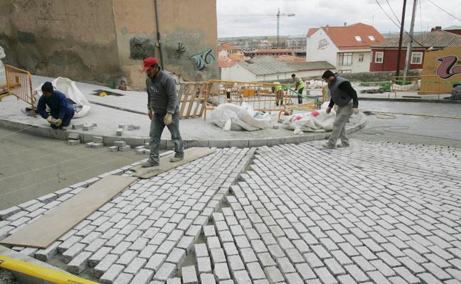 3.809 trabajadores extranjeros más en Castilla y León