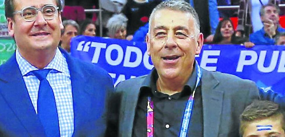 Jorge Recio: «No podemos endiosarnos y pensar que no vamos a perder nunca en España»